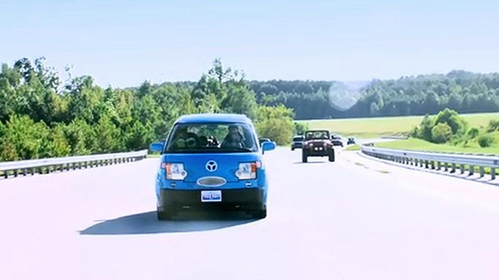 Tartan Prancer: el coche loco de la película Vacaciones en marcha