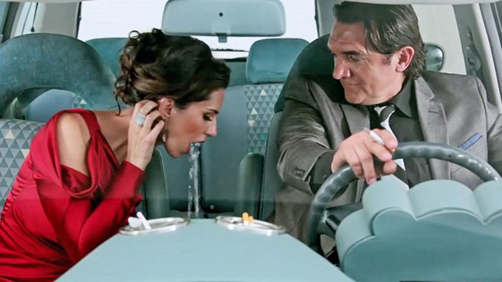 Tartan Prancer: el coche loco de la película Vacaciones