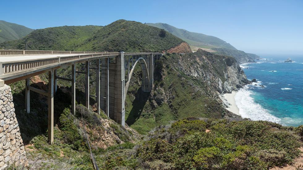 Autopista 1 de Castroville a Big Sur 8 mejores carreteras del mundo costa