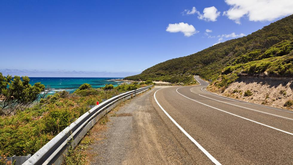 8 mejores carreteras costa mundo Great Ocean Road