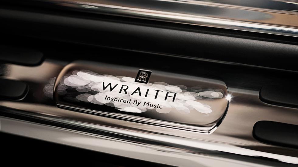 Rolls-Royce inspired by music detalle