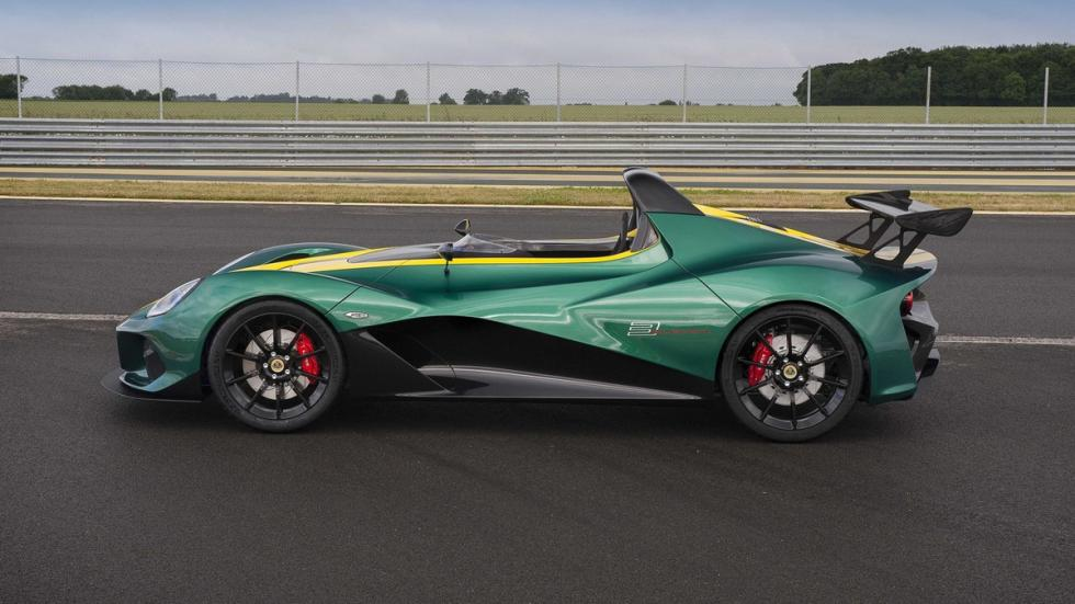 Lotus 3 Eleven lateral