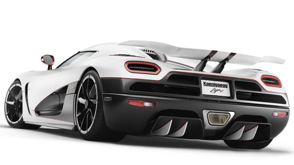 Koenigsegg Agera R trasera