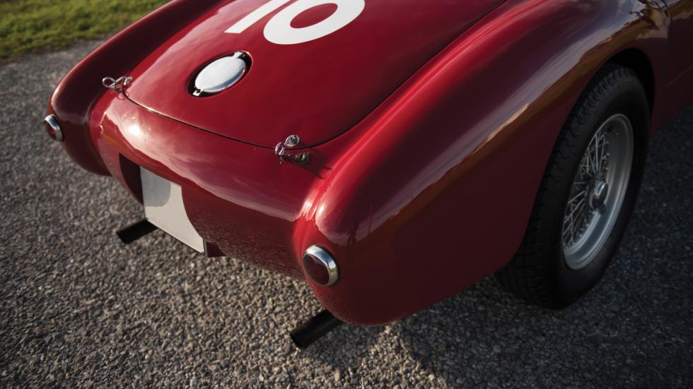 Ferrari 275S/340 barchetta subasta trasera