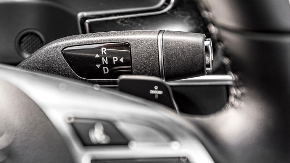 Mercedes Clase E cambio
