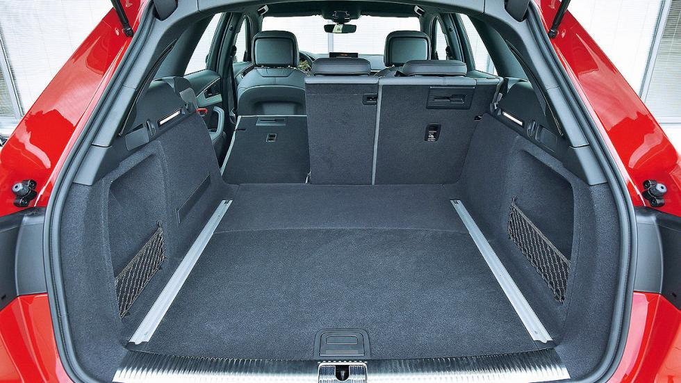 Audi A4 Avant interior maletero
