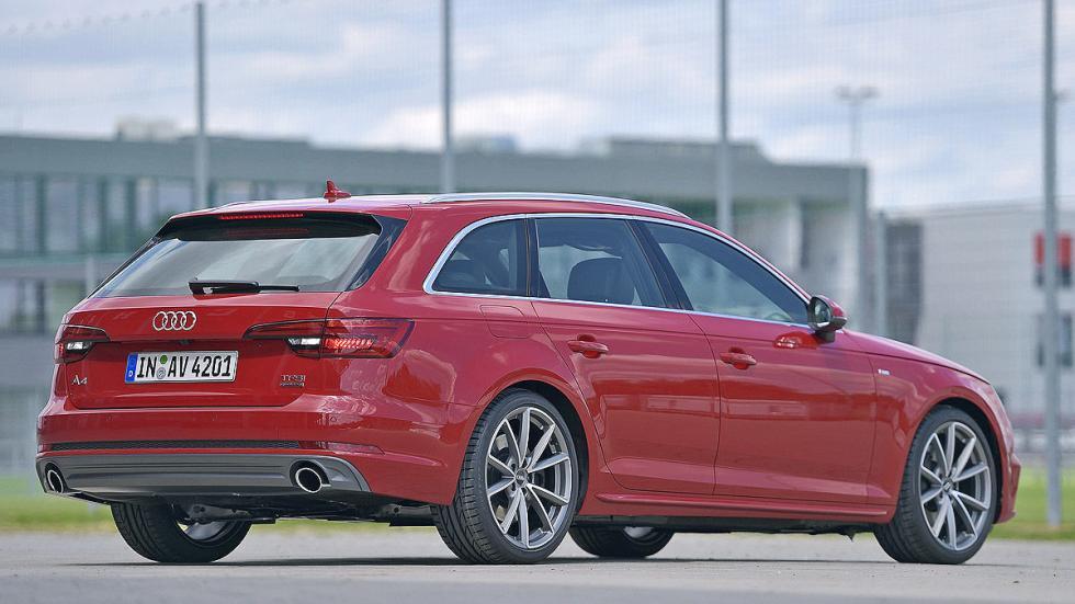 Audi A4 Avant zaga