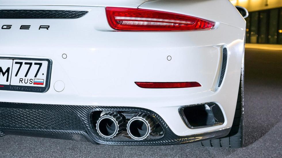 Prueba: Topcar 911 Turbo Stinger GTR zaga