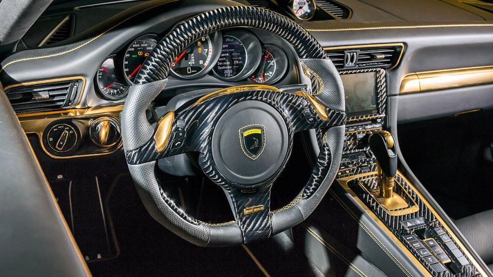 Prueba: Topcar 911 Turbo Stinger GTR volante