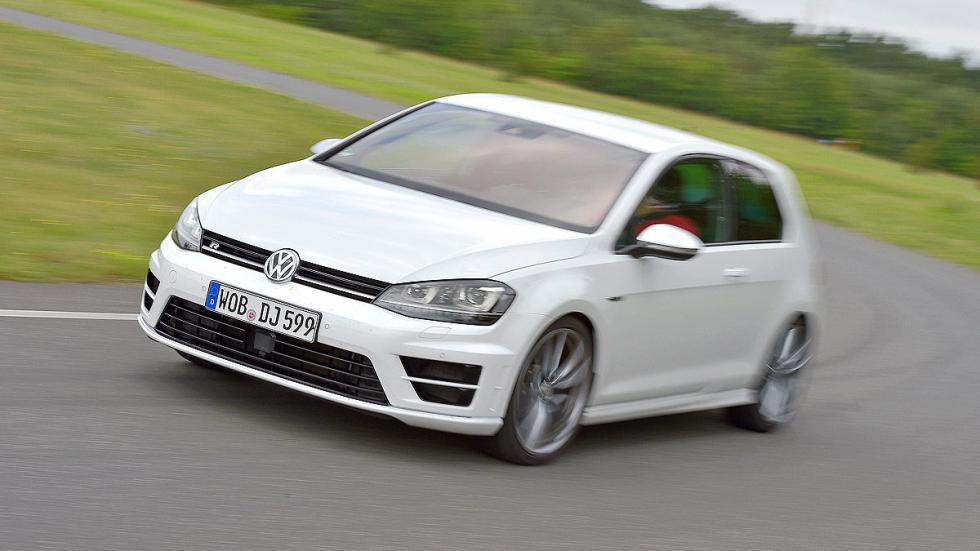 Volkswagen Golf R morro