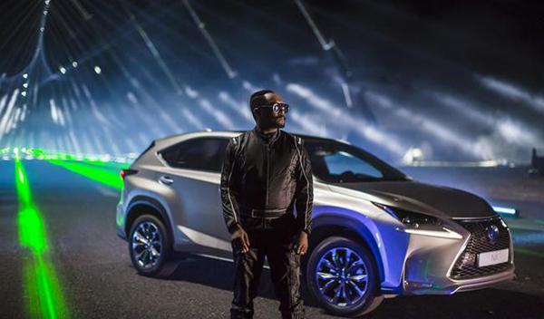 Lexus y will.i.am