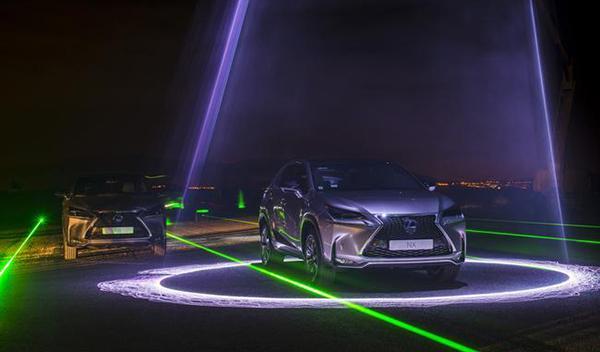Lexus NX 1