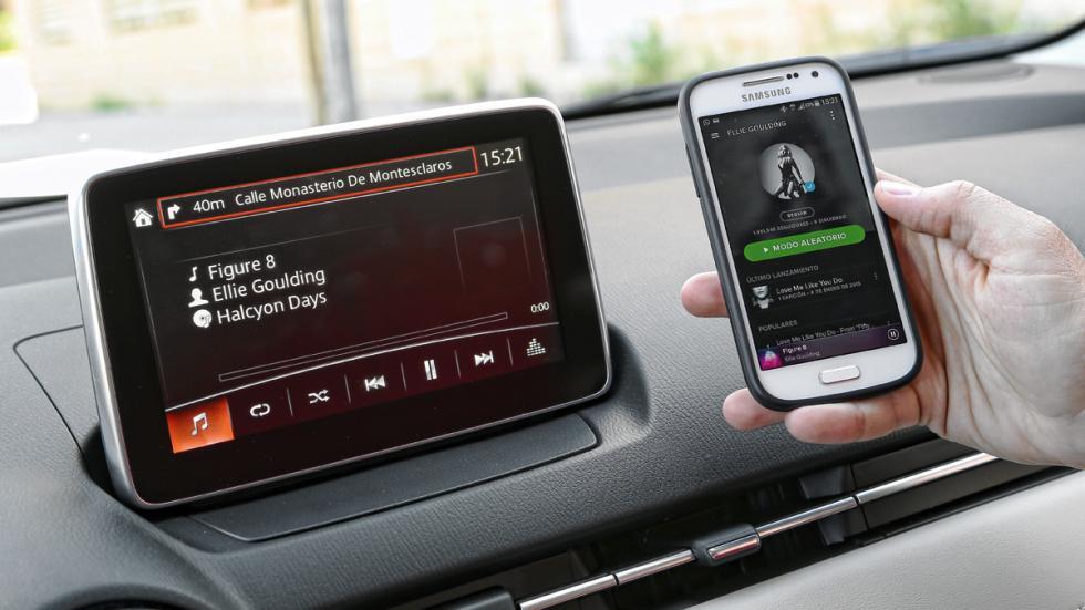 Prueba nuevo Mazda2 2015