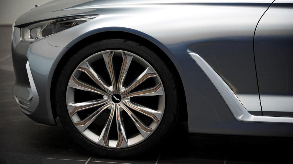 Hyundai Vision G Concept Coupe llantas