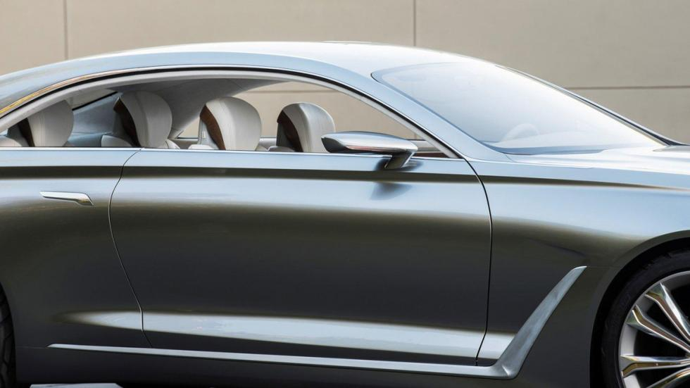 Hyundai Vision G Concept Coupe puerta