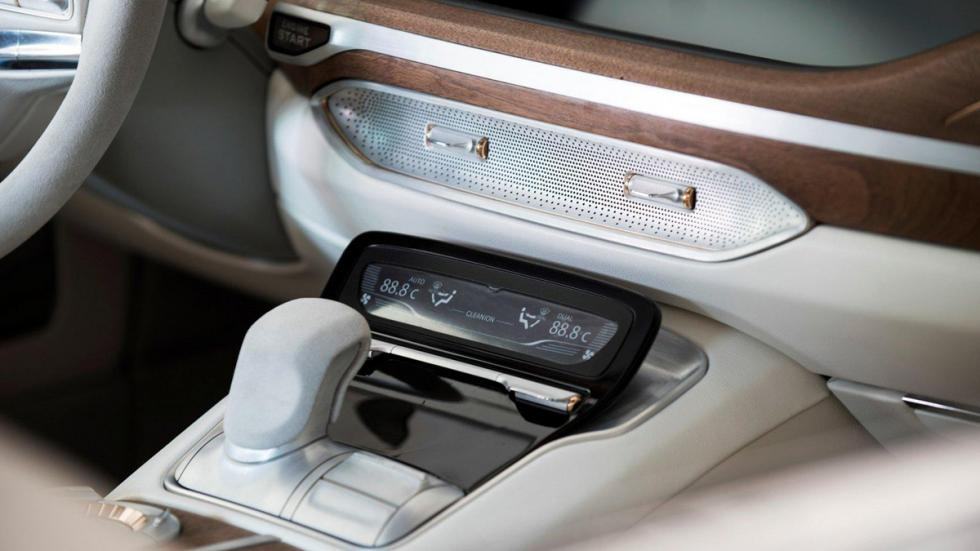 Hyundai Vision G Concept Coupe interior