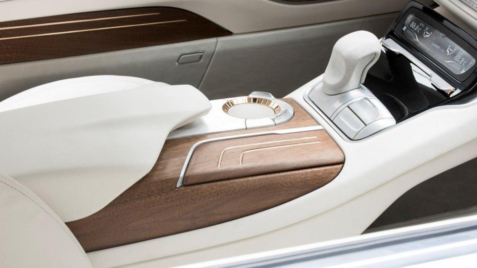 Hyundai Vision G Concept Coupe lujo