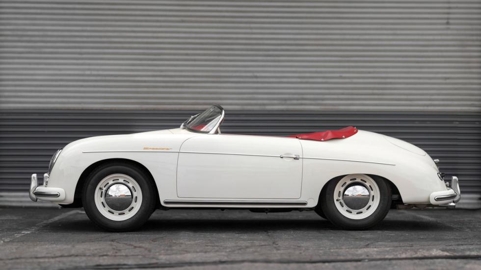 Porsche 356 Speedster lateral