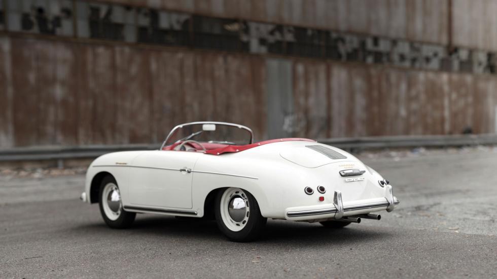 Porsche 356 Speedster trasera