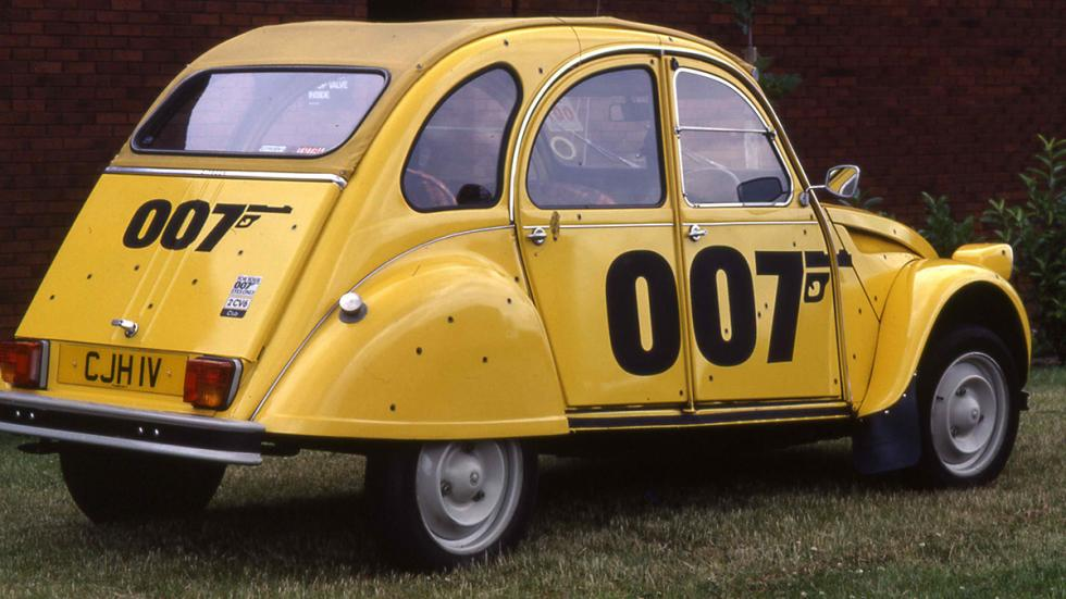 Citroën James Bond