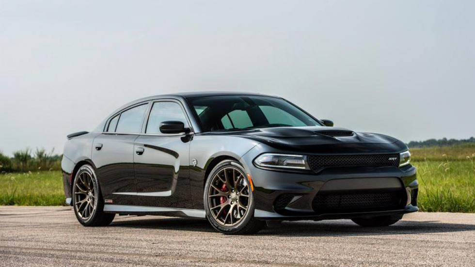 Dodge Charger Hellcat Hennessey