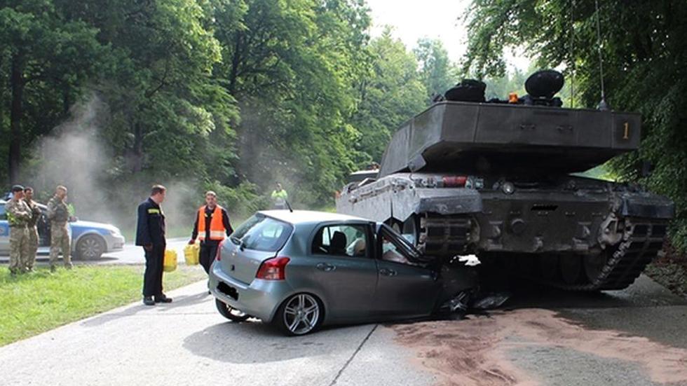 Otros accidentes de tanques Yaris 2