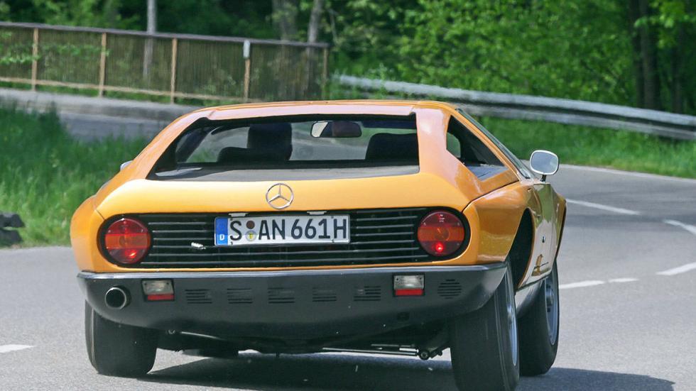 Mercedes C 111 zaga