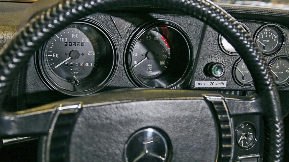 Mercedes C 111 volante
