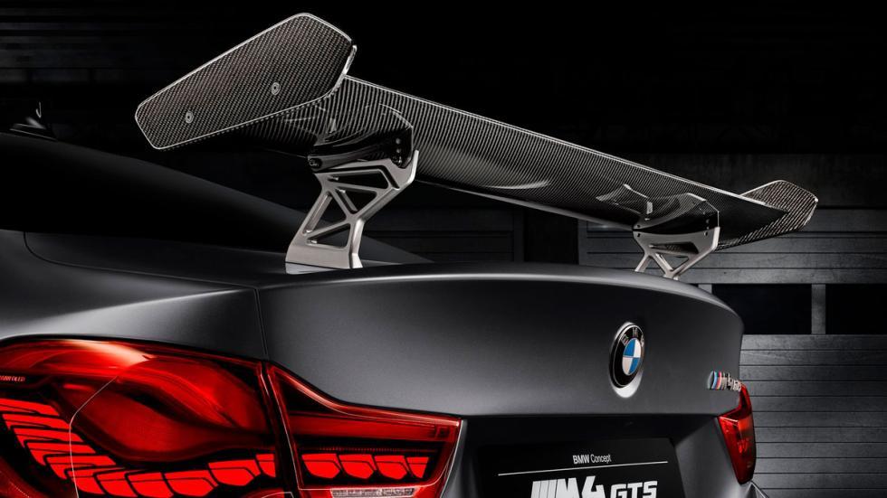 BMW M4 GTS concept aleron