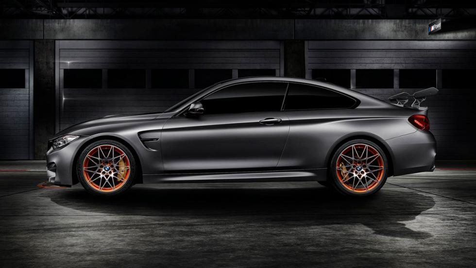 BMW M4 GTS concept lateral