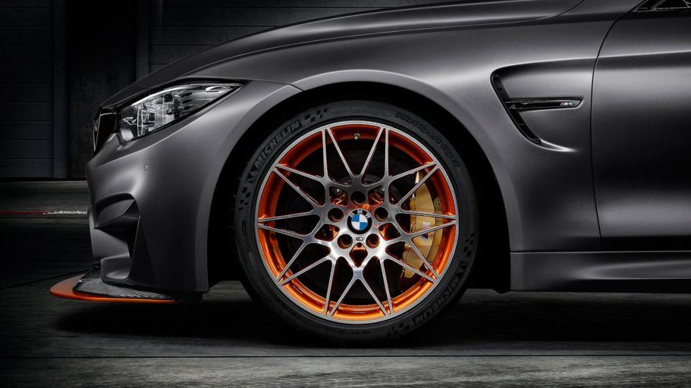 BMW M4 GTS concept llantas