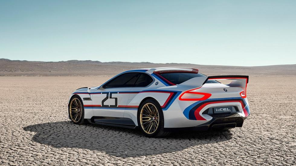 BMW 3.0 CSL Hommage R trasera