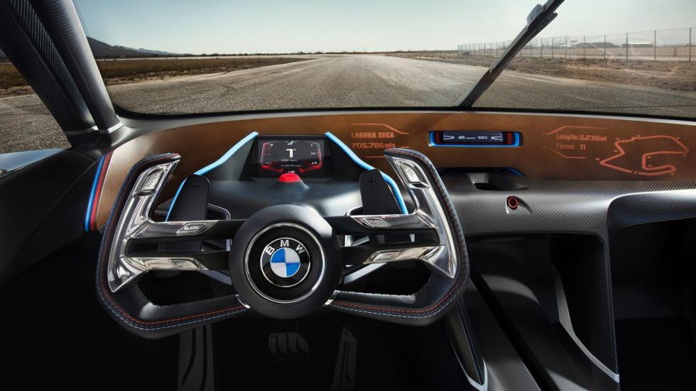 BMW 3.0 CSL Hommage R volante