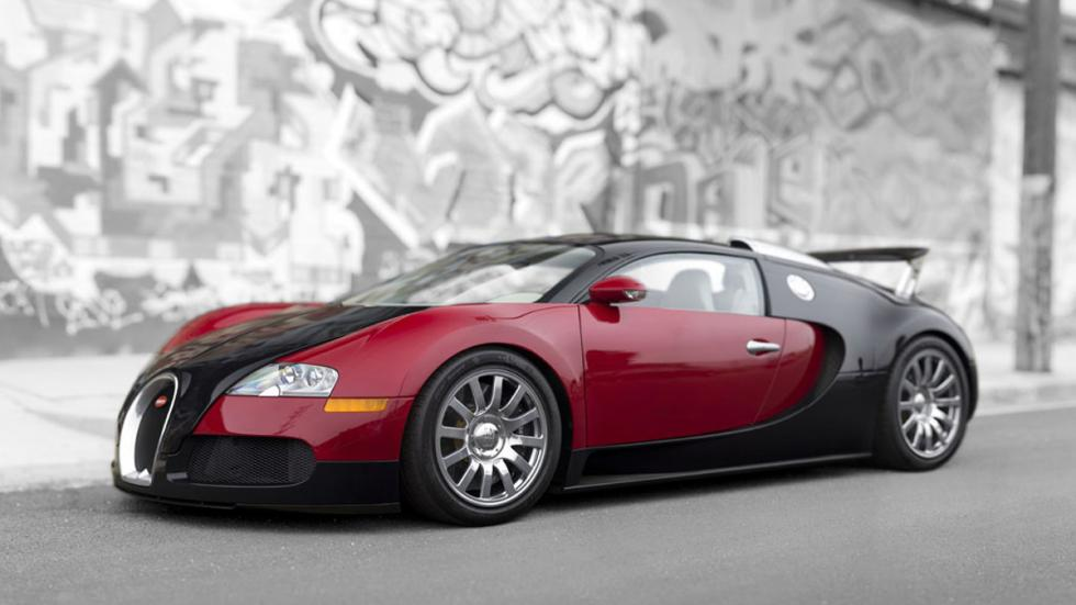 subasta pinnacle veyron