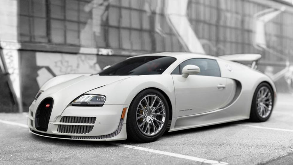 subasta pinnacle veyron ss