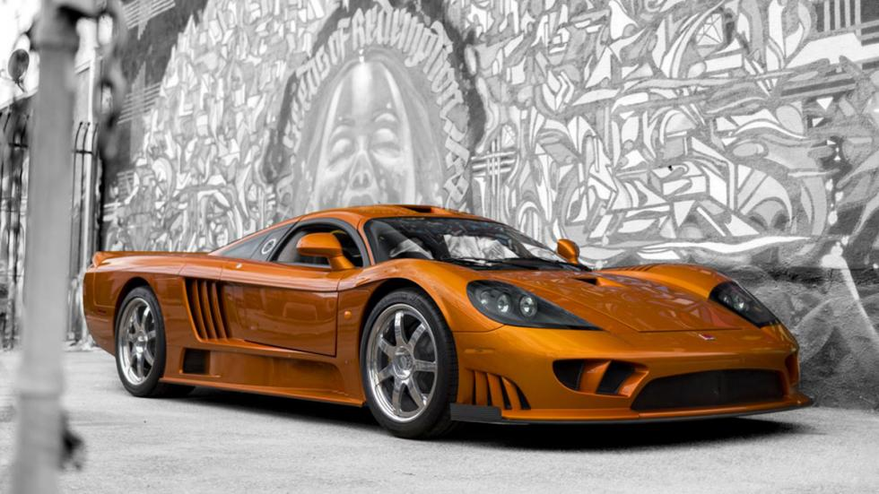 subasta pinnacle saleen s7