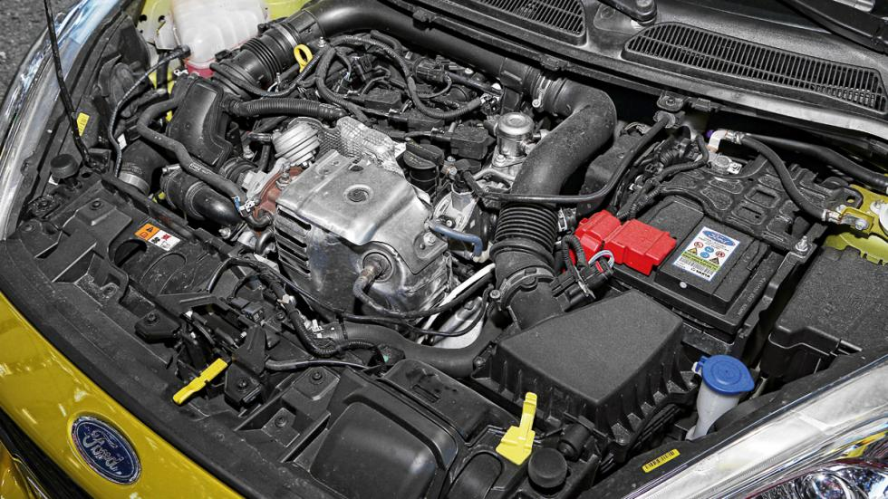 Ford Fiesta motor