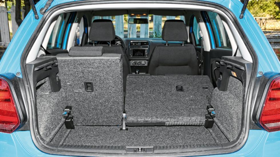 Volkswagen Polo maletero