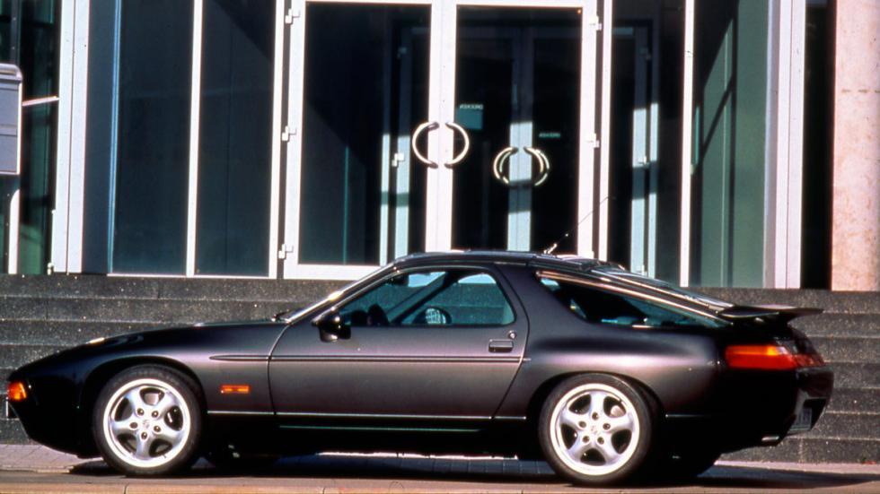 Porsche 928 lateral