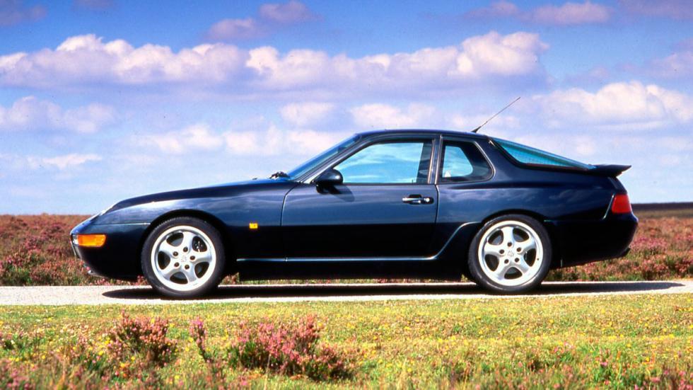 Porsche 968 lateral