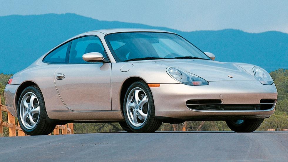 Porsche 911 (996)