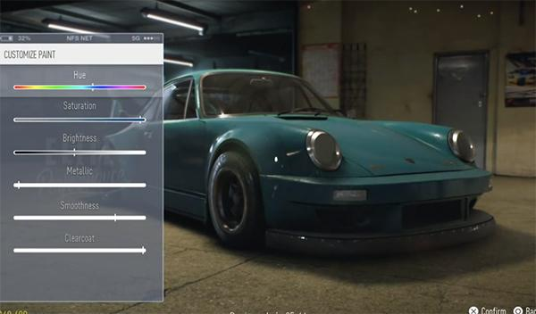 Gameplay Need for Speed 2015 6