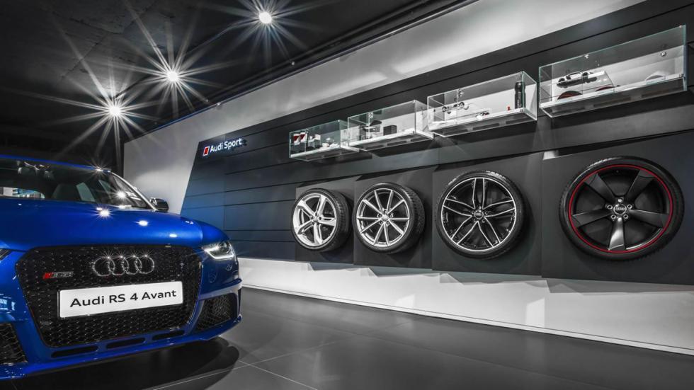 Audi Sport australia llantas