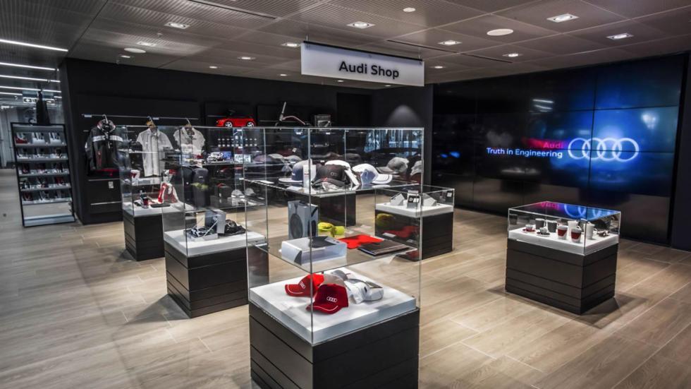 Audi Sport australia tienda