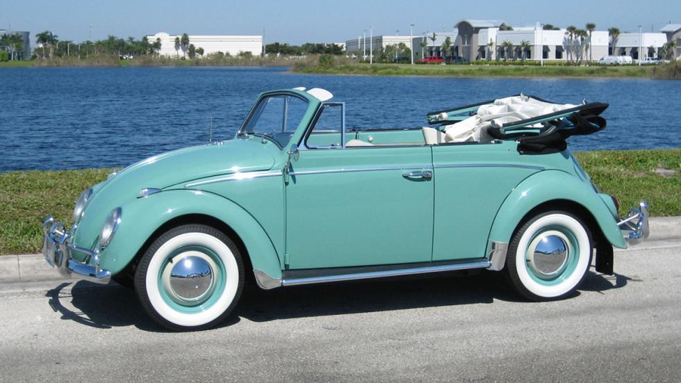 coches-alegran-día-Volkswagen-Beetle-clásico