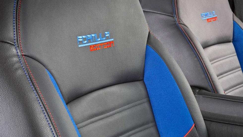 Renault Trafic Formula edition detalle asientos