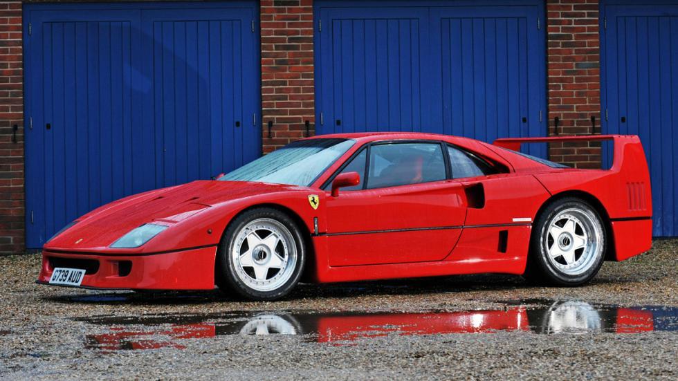 coches-no-superaron-antecesores-Ferrari-F40