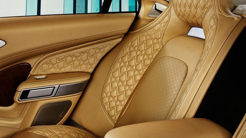 Aston Martin Lagonda detalle