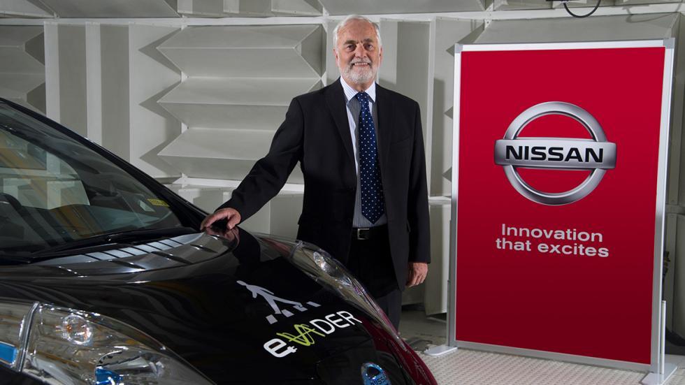 Proyecto e-VADER de Nissan