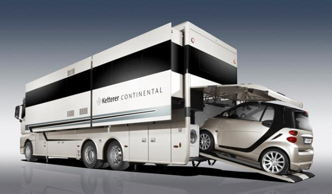 Ketterer Continental Motorhome